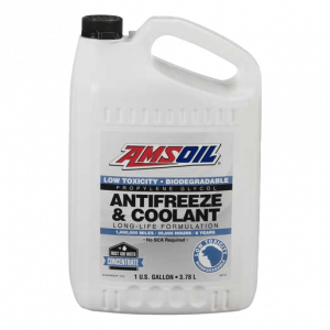 Amsoil Low Toxicity Antifreeze and Engine Coolant ANT