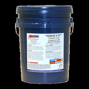 Amsoil SIROCCO™ Compressor Oil - ISO-32/46 SEI