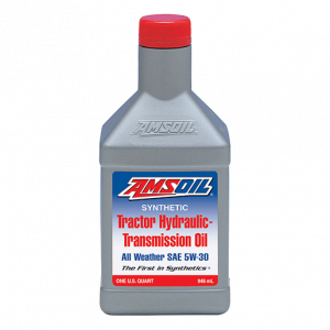 Amsoil Synthetic Tractor Hydraulic Transmission Oil SAE 5W-30 ATH
